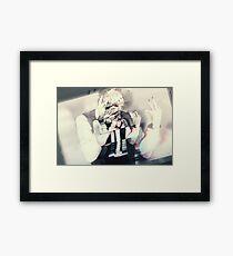 Canibal boy Framed Print