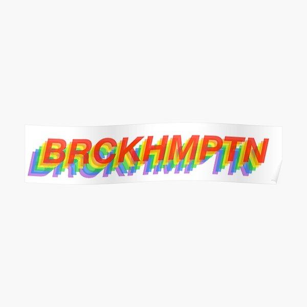BRCKHMPTN Poster
