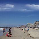 Beach Time ~ Imperial Beach, California, USA by Marie Sharp