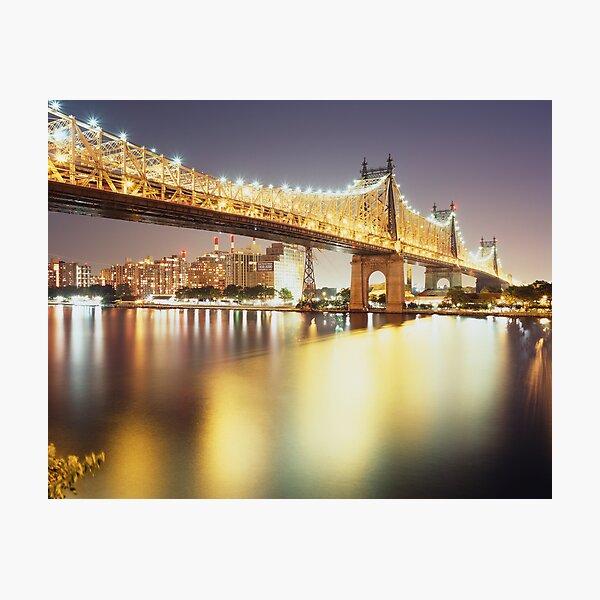 lights on 59 Photographic Print