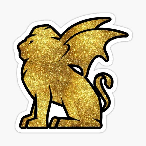 Glitter Talyrian Sticker