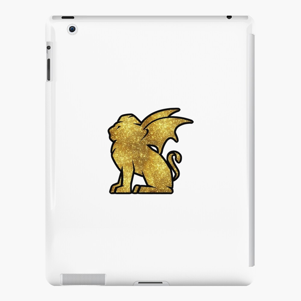 Glitter Talyrian iPad Case & Skin
