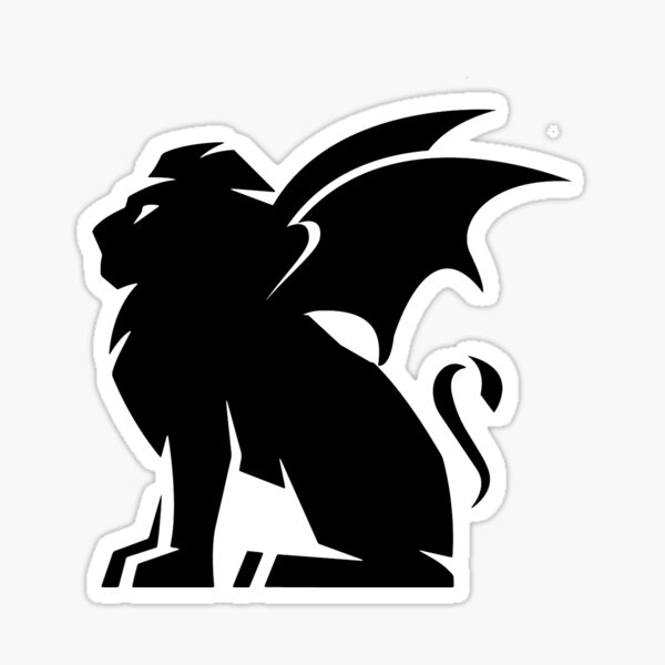 Talyrian Sticker