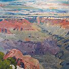 Grand Canyon 2A by Pauly Peacock