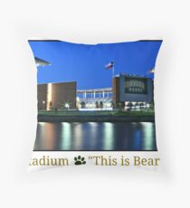 This is Bear Country Throw Pillow