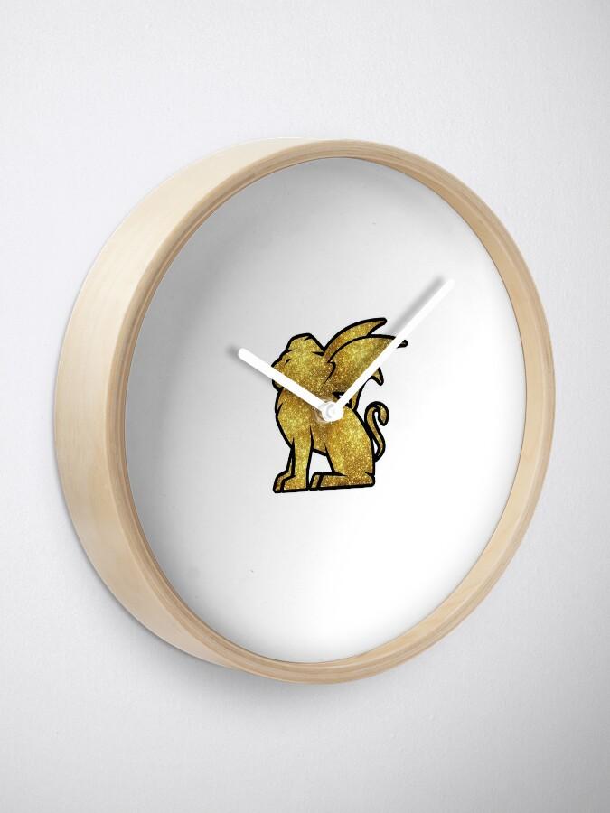 Alternate view of Glitter Talyrian Clock