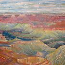 Grand Canyon 4A by Pauly Peacock