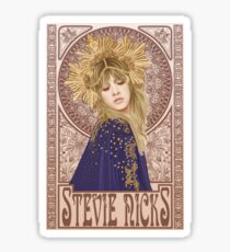 Stevie Nicks Illustration Sticker