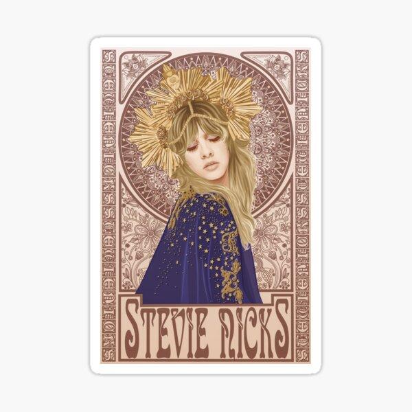 Stevie Nicks Illustration Sticker