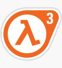 Half-Life 3 Confirmed Sticker