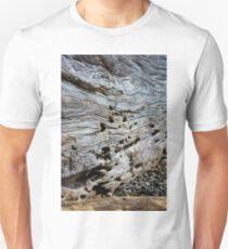 Beached Rocky Log  Unisex T-Shirt