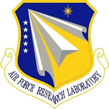 Air Force Research Laboratory (AFRL) Crest by Spacestuffplus