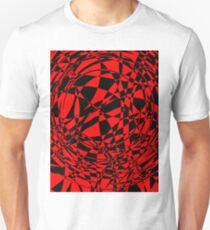 arcs, abstract 3 Unisex T-Shirt