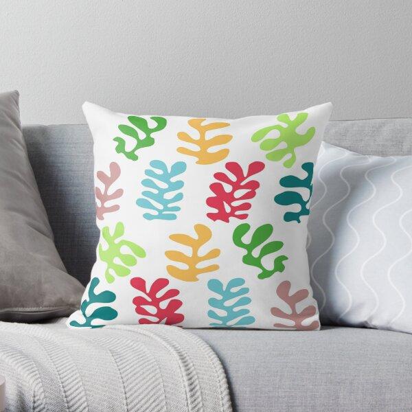 The fun summer like Matisse Throw Pillow