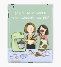Baking Advice iPad Case/Skin