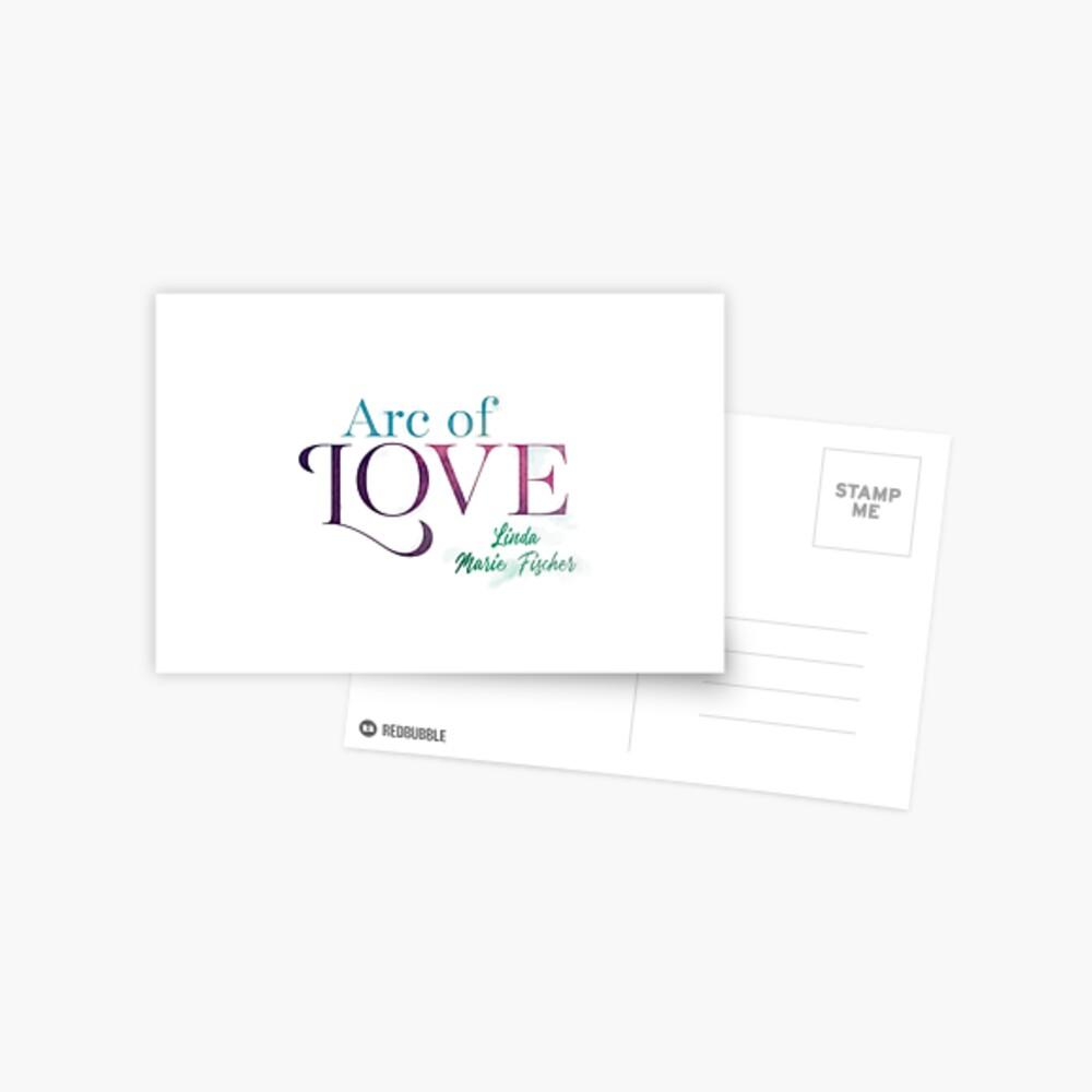 Arc of Love Postcard