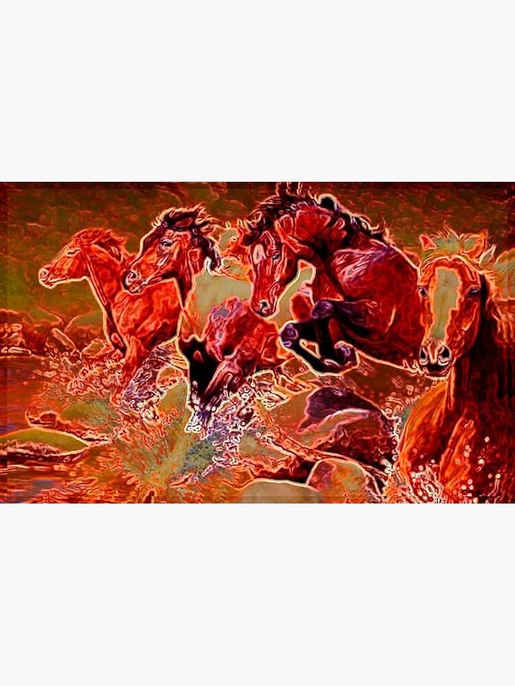 Wild Horses by michaeltodd