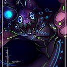 Deepsea Friend by NikoDraws