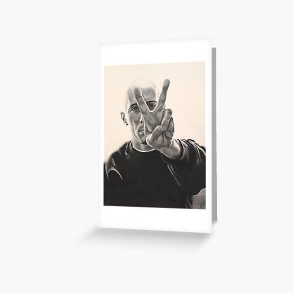 Maynard James Keenan Greeting Card