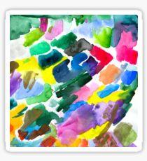SUMMER LOVE | Colourful Gansai Japanese Watercolour Sticker