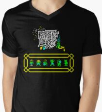Gaming [ZX Spectrum] - Knight Lore Men's V-Neck T-Shirt