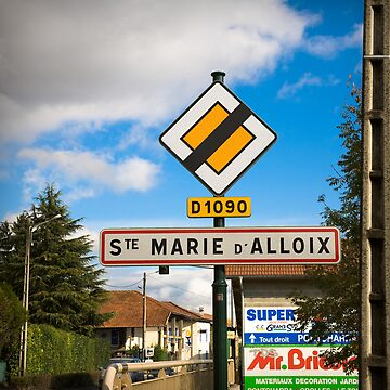 Welcome to Ste Marie d'Alloix by CaroT