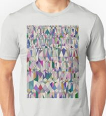 Architecture in Pink T-Shirt
