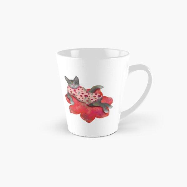Cat charmante Tall Mug