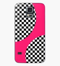 Mod in pink Case/Skin for Samsung Galaxy