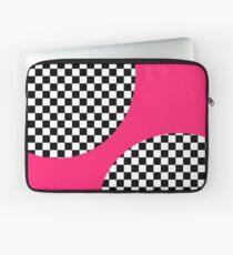 Mod in pink Laptop Sleeve