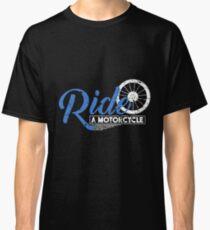 Motorcycle Bike Classic T-Shirt