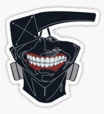 Tokyo Ghoul Mask Sticker