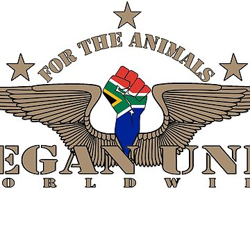VEGAN UNIT SOUTH AFRICA by ManuelS