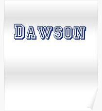 Dawson Poster