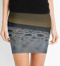 Cofee bubbles Mini Skirt