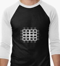 FPGA Men's Baseball ¾ T-Shirt