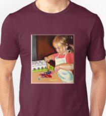 Painting Grace Unisex T-Shirt