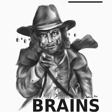 We Want Your Brains by Dragonhaunt