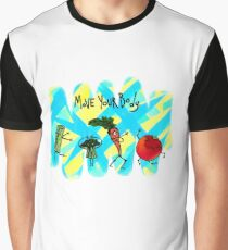 Move Your Body Graphic T-Shirt