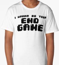 end game Long T-Shirt