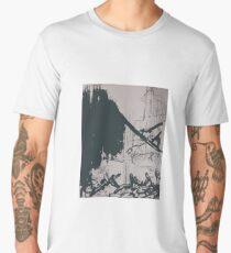 Cliff's edge Men's Premium T-Shirt