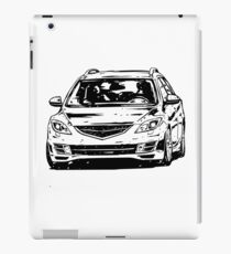 Mazda6 GH & quot; Dirty Style & quot; iPad Case/Skin