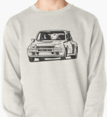 R5 Turbo & quot; Dirty Style & quot; Pullover