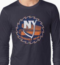 Deadly NY Hockey Long Sleeve T-Shirt