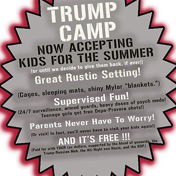 Trump Camp! Summer Fun For Kids You'll Never See Again! by deborahsmith