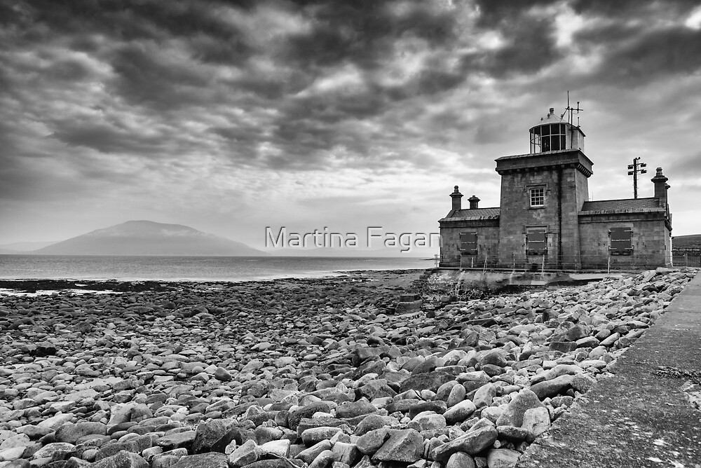Blacksod Lighthouse by Martina Fagan