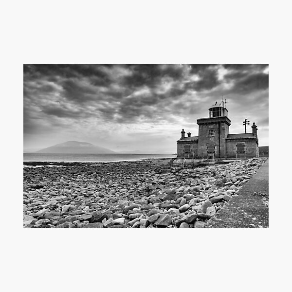 Blacksod Lighthouse Photographic Print