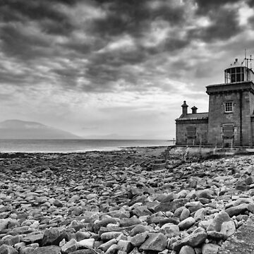 Blacksod Lighthouse by Marsbub