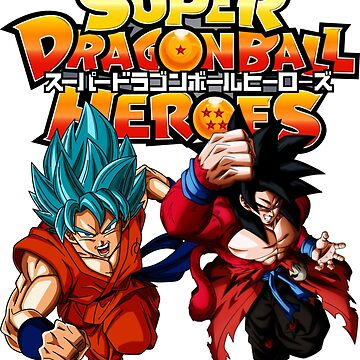 super dragon ball heros  by DeadThreads