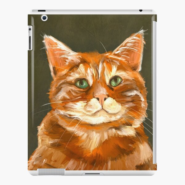 Just Another Cool Cat iPad Snap Case
